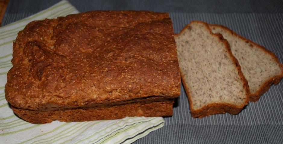 DIY gluten-free bread
